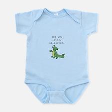 See you later, Alligator! Infant Bodysuit