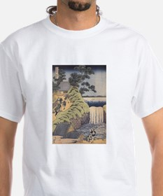 Cute Hokusai Shirt