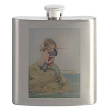 LITTLE MERMAID Flask