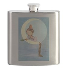 BOY IN THE MOON Flask