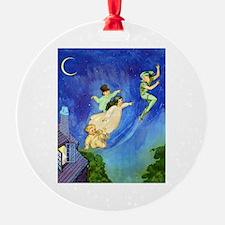 PETER PAN - FLYING Ornament