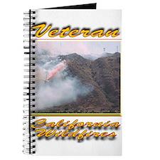 Veteran California Wildfires Journal