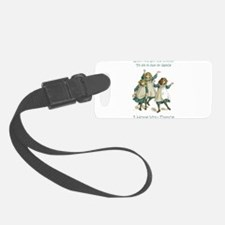 Baby April HOPE YOU DANCE.png Luggage Tag