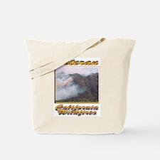 Veteran California Wildfires Tote Bag