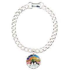 XM2-TwoJapaneseChins Bracelet