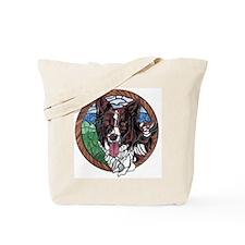 Skye's Redhead Tote Bag