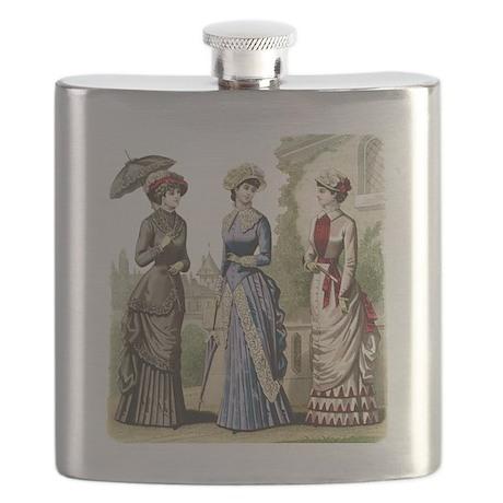 Le Monde Elegant - 1882 Flask