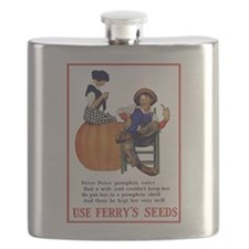 PETER PETER - FERRYS SEED CO Flask