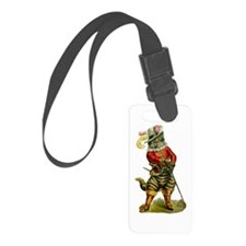 Puss In Boots Luggage Tag