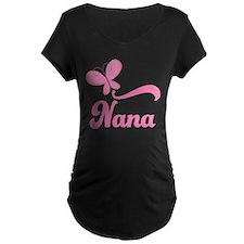 Nana Grandma Breast Cancer T-Shirt