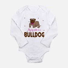 2-bulldog2 Body Suit