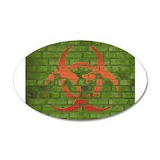 Biohazard design.jpg Wall Decal