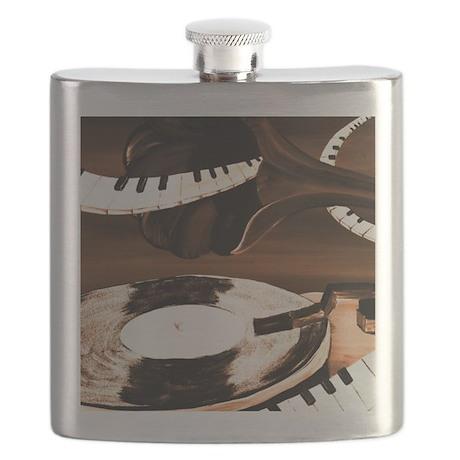 Chocolate Music Flask