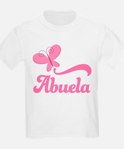 Abuela Grandma Breast Cancer T-Shirt