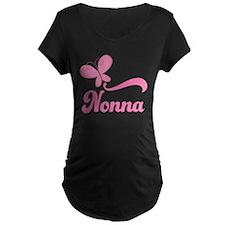 Nonna Grandma Breast Cancer T-Shirt