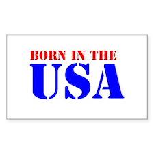 BORN IN THE U.S.A. III™ Decal