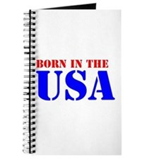 BORN IN THE U.S.A. III™ Journal