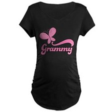 Grammy Grandma Breast Cancer T-Shirt