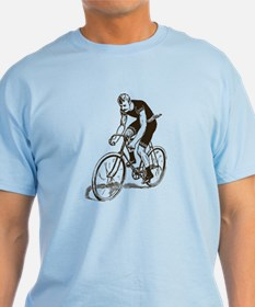 Retro Cyclist T-Shirt