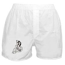 Retro Cyclist Boxer Shorts