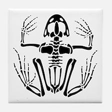 Desert Frog (4) Tile Coaster