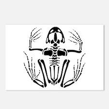 Desert Frog (4) Postcards (Package of 8)