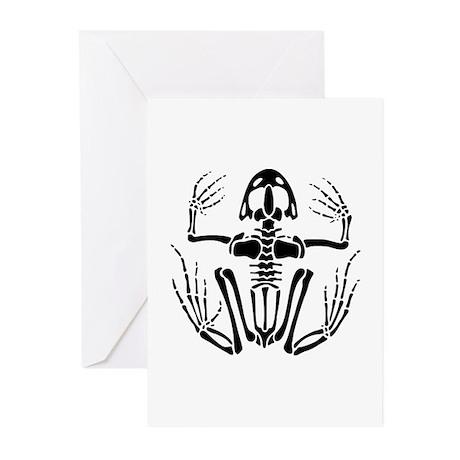 Desert Frog (4) Greeting Cards (Pk of 10)
