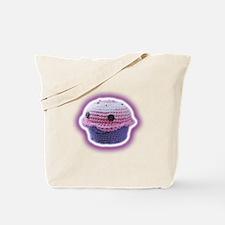 Yarn Cupcake Tote Bag