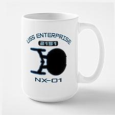 USS Enterprise NX-01 Mug