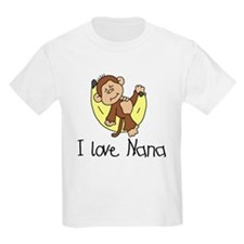 ilovenanamonkeytee T-Shirt