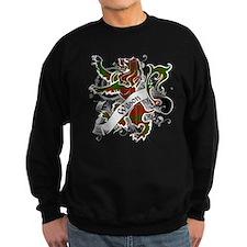 Wilson Tartan Lion Sweatshirt