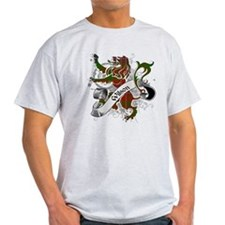 Wotherspoon Tartan Lion T-Shirt