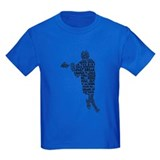 Lacrosse Kids T-shirts (Dark)