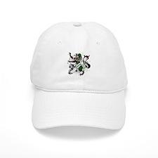Young Tartan Lion Baseball Cap