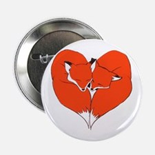 """Foxes Mate for Life 2.25"""" Button"""