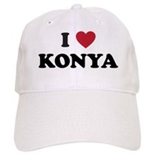 I Love Konya Cap