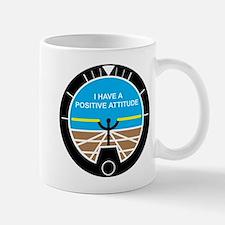 I Have a Positive Attitude Mug