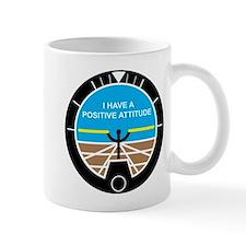 I Have a Positive Attitude Small Small Mug