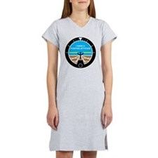 I Have a Positive Attitude Women's Nightshirt