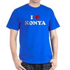 I Love Konya T-Shirt
