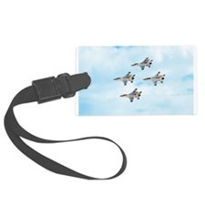 Thunderbirds in Flight Luggage Tag