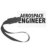 Aerospace engineer Luggage Tags