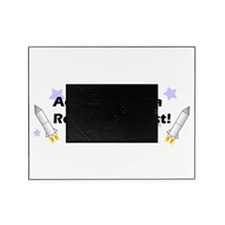 rocketscientistblack.png Picture Frame