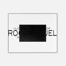 Rocket Fuel Picture Frame