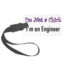 chick.png Luggage Tag