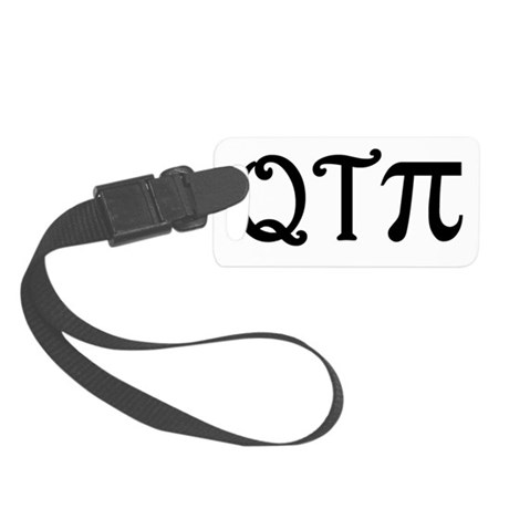 qtpi_blk.png Small Luggage Tag