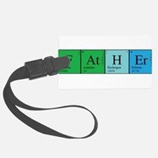 chem_father_alone.png Luggage Tag