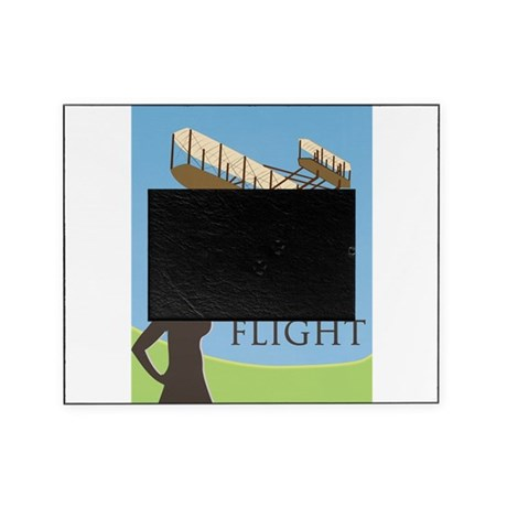 wright flyer poster.jpg Picture Frame