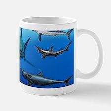 Shark Gathering Mug