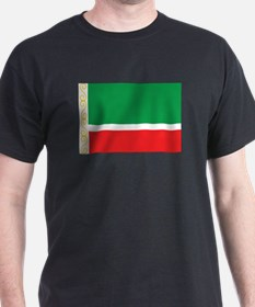 Chechnya Flag T-Shirt